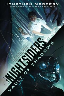 Vault of Shadows (The Nightsiders #2) Cover Image