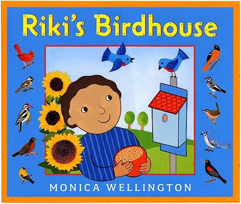 Riki's Birdhouse Cover