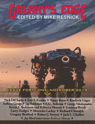 Galaxy's Edge Magazine: Issue 41, November 2019 Cover Image