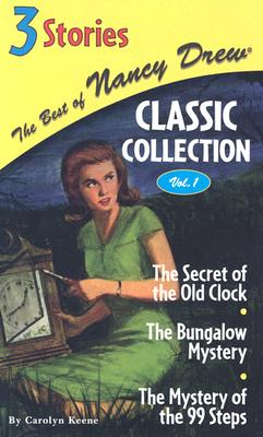 The Best of Nancy Drew Classic Collection Cover Image