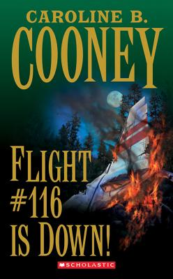 Flight #116 is Down! Cover