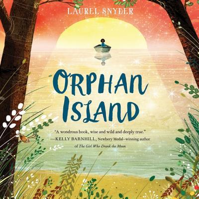 Orphan Island Lib/E Cover Image