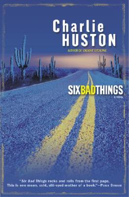 Cover for Six Bad Things