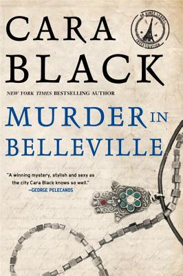 Murder in Belleville Cover Image