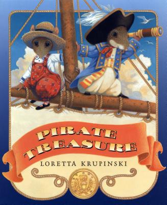 Pirate Treasure Cover