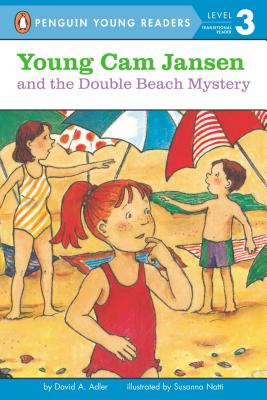 Young Cam Jansen and the Double Beach Mystery Cover Image
