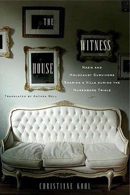 The Witness House Cover