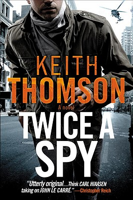 Twice a Spy Cover