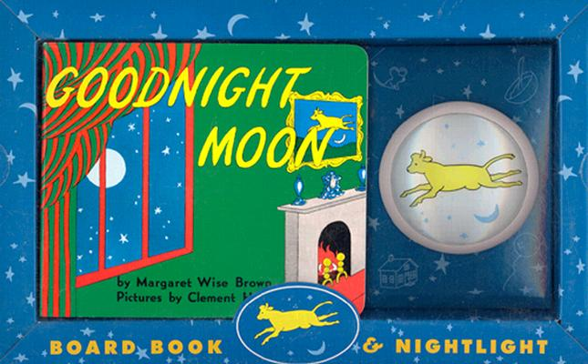Goodnight Moon Board Book & Nightlight Cover Image