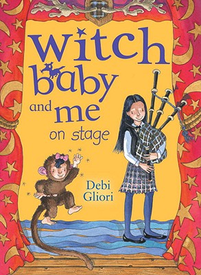 Witch Baby and Me on Stage Cover