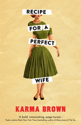 Recipe for a Perfect Wife: A Daily Mail Book of the Week Cover Image