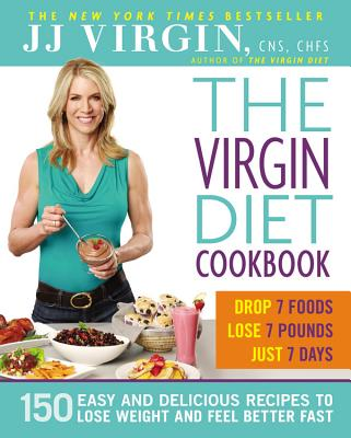 The Virgin Diet Cookbook Cover