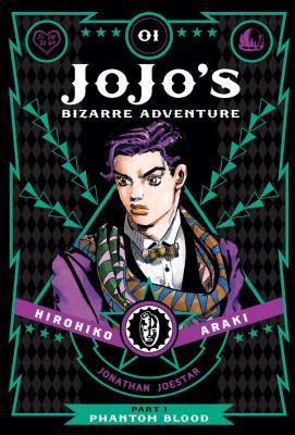 JoJo's Bizarre Adventure: Part 1--Phantom Blood, Vol. 1 (JoJo's Bizarre Adventure: Part 1--Phantom Blood #1) Cover Image