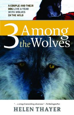 Three Among the Wolves Cover