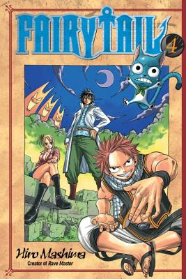Fairy Tail V04 Cover
