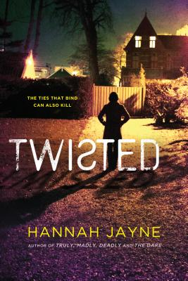 Cover for Twisted