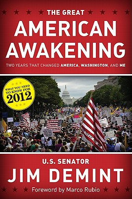 The Great American Awakening Cover