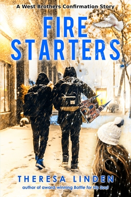 Fire Starters (West Brothers #6) Cover Image