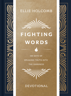 Cover for Fighting Words Devotional