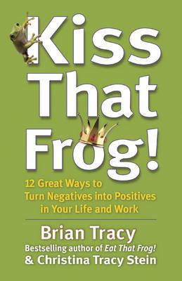 Kiss That Frog! Cover