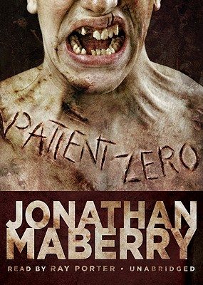 Patient Zero (Playaway Adult Fiction) Cover Image