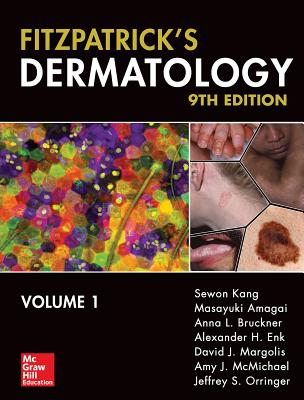 Fitzpatrick's Dermatology, Ninth Edition, 2-Volume Set Cover Image
