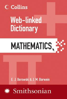 Mathematics: Web-Linked Dictionary (Collins Web-Linked Dictionary) Cover Image