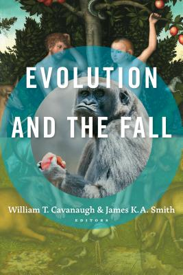 Cover for Evolution and the Fall