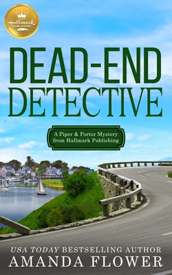 Cover for Dead-End Detective