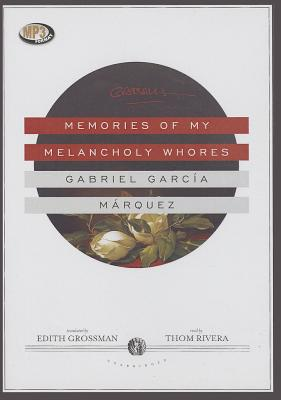 Memories of My Melancholy Whores Cover Image