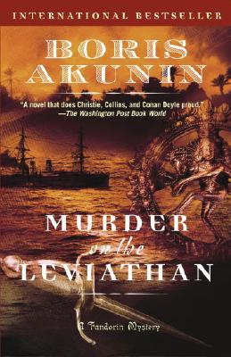 Murder on the Leviathan Cover