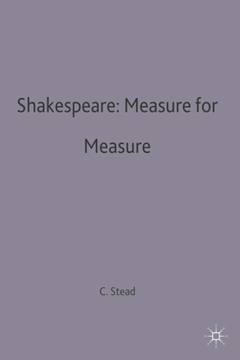 """measure for measure critical essays Measure for measure is one of the most unusual plays of shakespeareit was originally considered to be a comedyhowever, the text is so cynical and gloomy that it is often referred to as a problem play or a """"black comedy""""."""