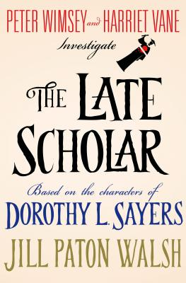 The Late Scholar Cover