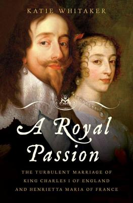 A Royal Passion Cover