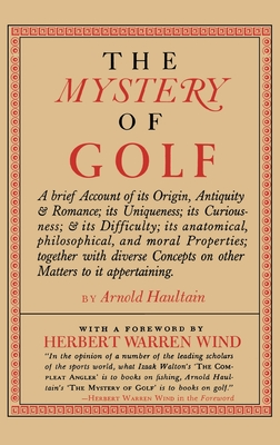 The Mystery of Golf Cover Image