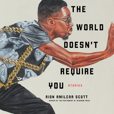 The World Doesn't Require You Lib/E: Stories Cover Image