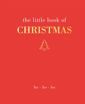 The Little Book of Christmas: Ho Ho Ho Cover Image