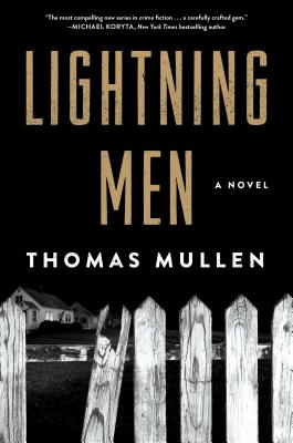 Lightning Men: A Novel (The Darktown Series #2) Cover Image