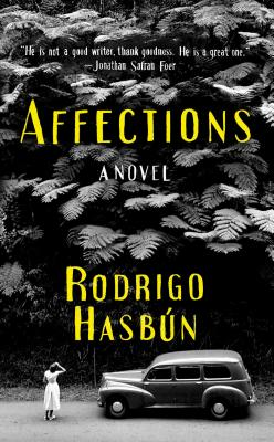 Affections: A Novel Cover Image