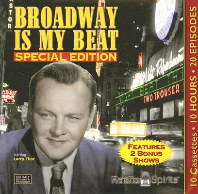 Broadway Is My Beat Cover Image