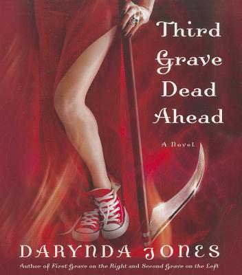 Third Grave Dead Ahead Cover