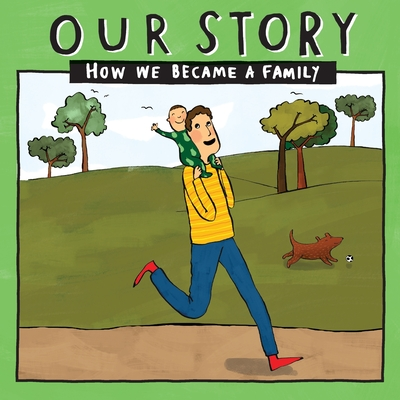 Our Story - How We Became a Family (23): Solo dad families who used egg donation & surrogacy- single baby Cover Image