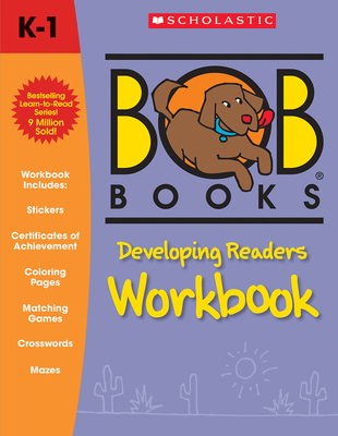 Developing Readers Workbook (Bob Books) Cover Image