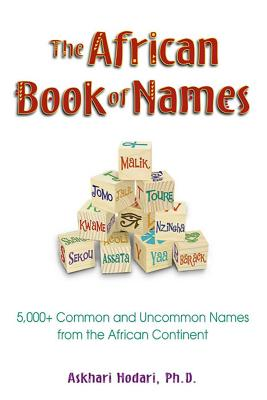 The African Book of Names Cover