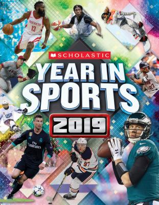 Scholastic Year in Sports 2019 Cover Image