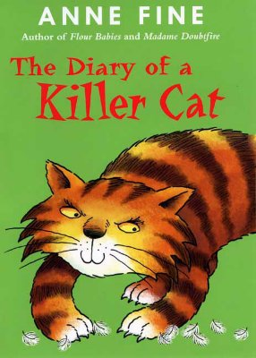 The Diary of a Killer Cat Cover