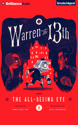 Warren the 13th and the All-Seeing Eye Cover Image