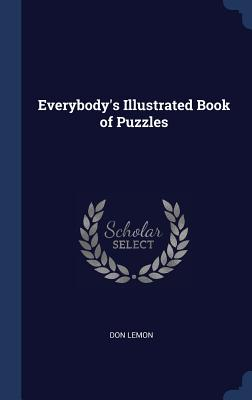 Everybody's Illustrated Book of Puzzles cover