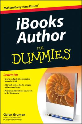 iBooks Author for Dummies Cover Image
