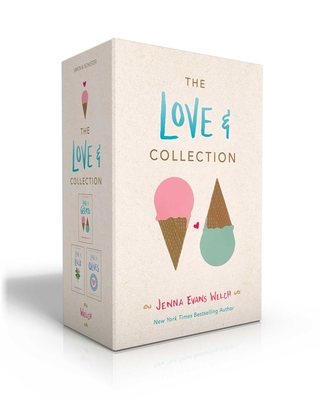 The Love & Collection: Love & Gelato; Love & Luck; Love & Olives Cover Image